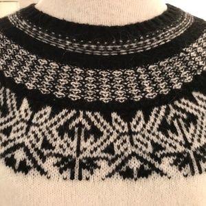 EUC Vineyard Vines Nordic Fair Isle Sweater sz sm